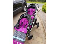 City Select Baby Jogger Pram & Car Seats