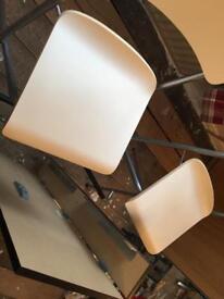 IKEA Fold up kitchen bar stools