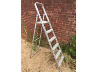 Alloy Step Ladders - Free Delivery