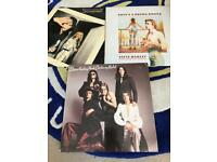 3 Steve Harley and Cockney Rebel Vinyl Albums