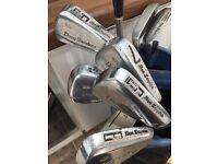 Golf clubs, Ben Sayers and Doug sanders