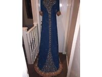 Stunning eastern bridal outfit perfect for your upcoming wedding/reception!