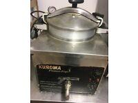 Kuroma Pressure Fryer