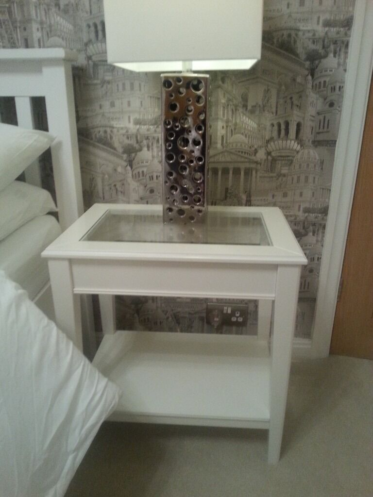 Ikea liatorp side table in orrell manchester gumtree for Ikea end tables salon