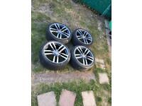 "Audi wheels 19"""