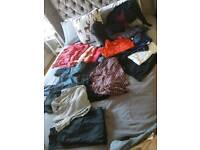 Bundle of Maternity Clothes size 10/12
