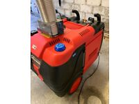 Optima XD steam cleaner, only 84hrs use with hoses and accessories immaculate condition