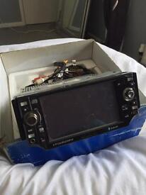 Car radio/CD/Bluetooth