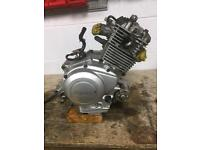 Yamaha Ybr 125 engine 2005