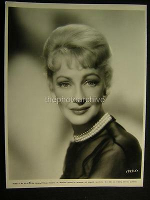 (1961 Virginia Grey Back Street VINTAGE Movie PHOTO 216W)