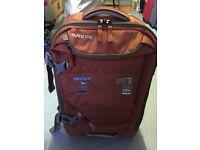 Black YAK wheeled travel case
