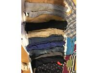 Boy clothes and shoes 12-18 months