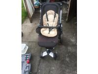 Pram free to good home beds cleaned