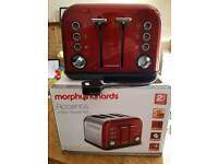 **Morphy Richards Accents Toaster**
