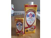 SMA formula milk