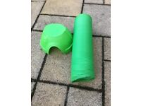 Rabbit or Guinea Pig Toys - Hide & Extending Tube