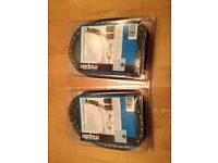 (Maplin-NEW) Cable tidy x 2