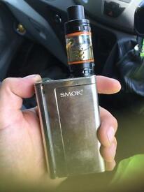 Smok Cube 2 160w Mod + Cloudbeast tank