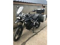 Triumph Tiger XC 800. Perfect Tourer ... Ready to go. Good clean example. Loads of extras.