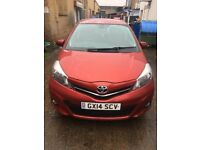 Toyota Yaris 1.33 VVT-i Icon+ 5dr, Rear reverse camera, ONLY 2 owners, PERFECT condition
