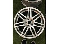 Alloy wheels £300 ONO