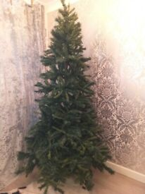 Beautiful mixed pine 7ft Christmas tree