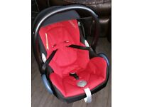 Maxi Cosi car seat with Isofix