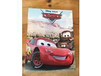 Disney Cars Lightning McQueen canvas