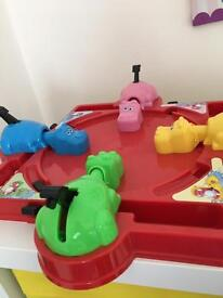 Hungry hippo- kids game