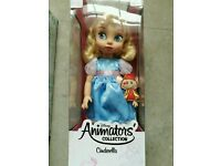 Disney Animators Collection Mint Condition Cinderella