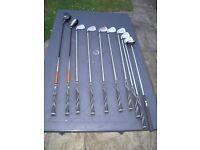 Golf Clubs, Wilson X31