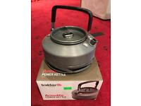 Carp fishing Trakker Power Kettle