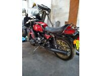 BMW r100rs 81 59k stored since 04 best colour best boxer.