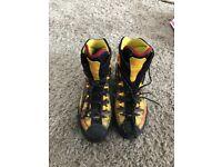 La Sportiva Trango Cube Boots Size 8