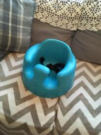 Baby bumbo chair blue
