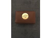 Mulberry woman purse wallet brown