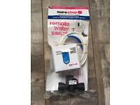 Surestop remote water switch