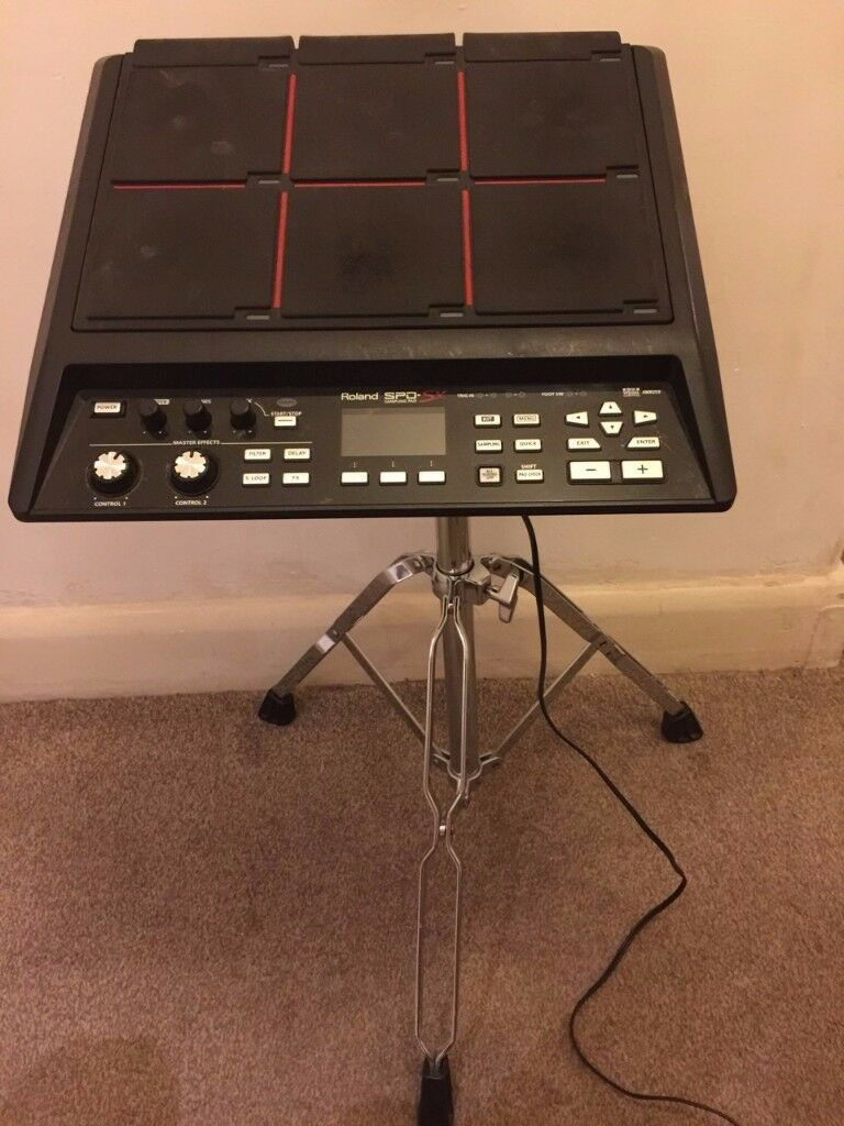 Roland SPD-SX Drum sample pad