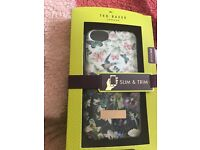 iPhone 6S,7 cover. Designer, ted baker.