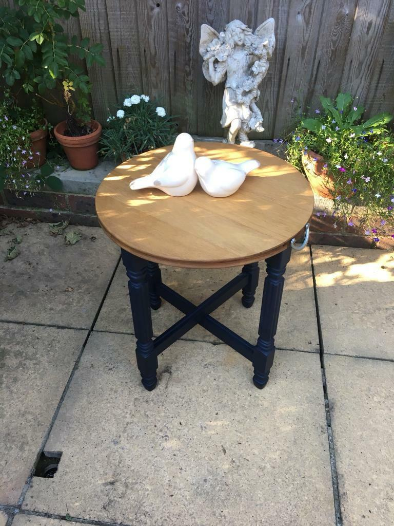Small Drop Leaf Coffee Table Side Table In Crawley West Sussex