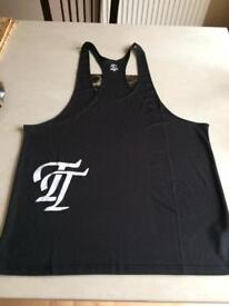 New sports vest XL