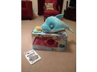 Blu blu the baby dolphin immaculate boxed
