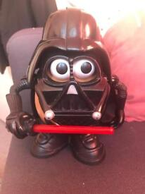 Darth Vader potato head