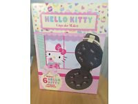 Hello kitty cup cake maker brand new!