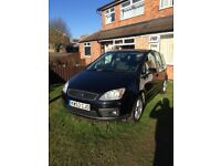 FORD FOCUS CMAX 2.0 TDCI - spares or repairs