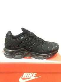 Nike air TN Black Sizes Available 6,7,8,9,10,11