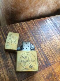 Vietnam Zippo Lighter