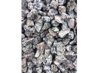 Granite 20mm £75 per bulk bag