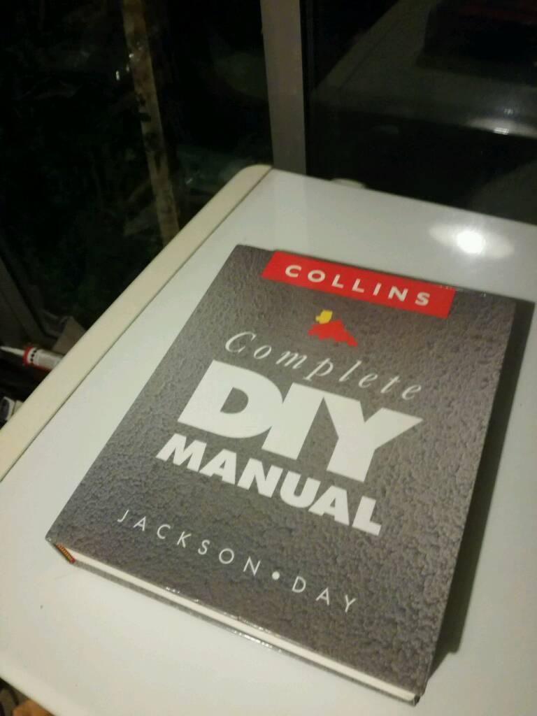 Collins complete DIY manual Jackson day