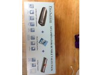 PROACTION - A4 LAMINATOR BUNDLE VALUE PACK-UNOPENED